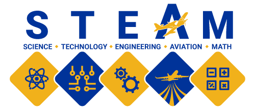 STEAM learning experience at Rising Aviation High School